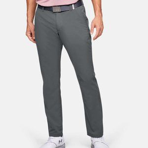 Under Armour Mens 30X34 Pitch Gray Match Play Pant
